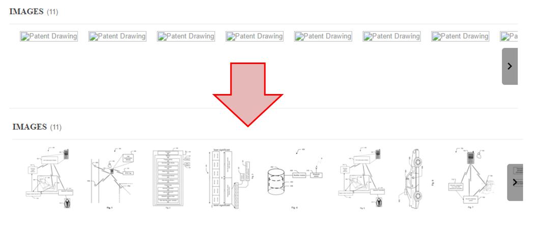 Google Patents Images Chrome extension